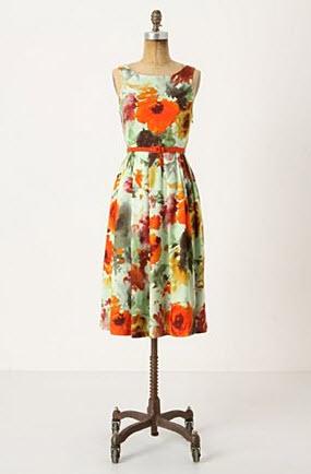 En Plein Air Dress