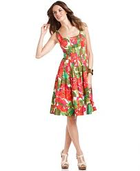 Jones New York Floral Dress