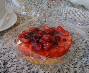 Guglhupf Fruit Tart