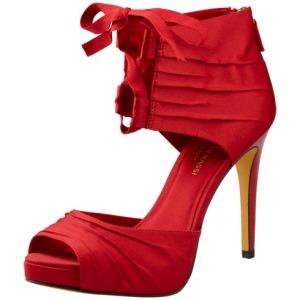 Silvia Tcherassi Emilia Ankle Wrap Pump