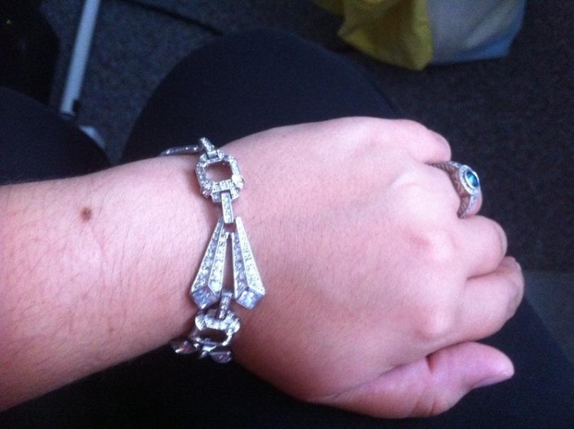 Jewelmint Gatsby Bracelet