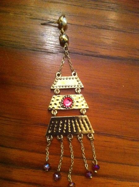 Jewelmint Isis Earrings
