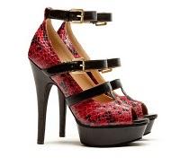 Amber Platform Heels