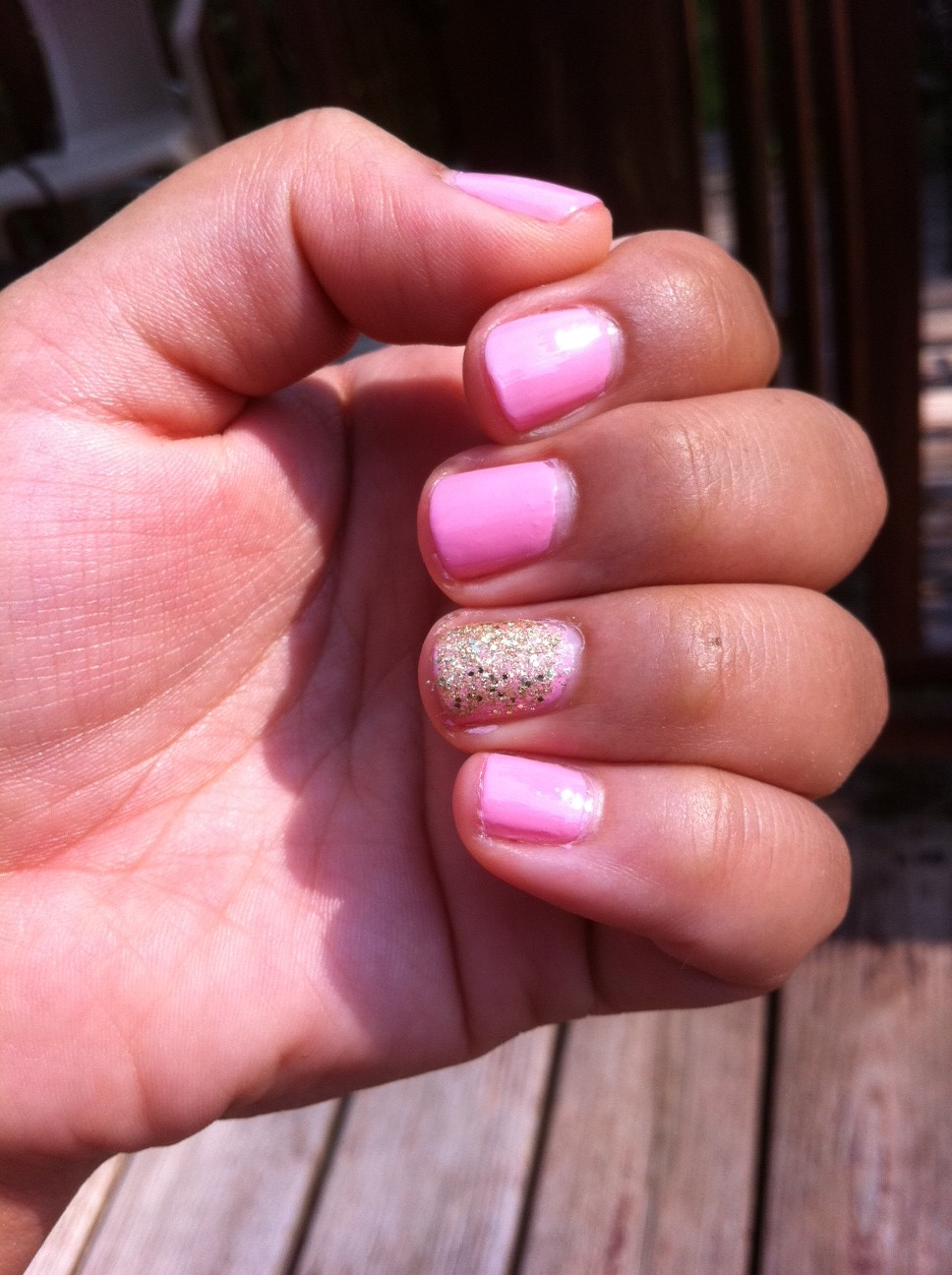 Nail Trends Sandpaper Kisses