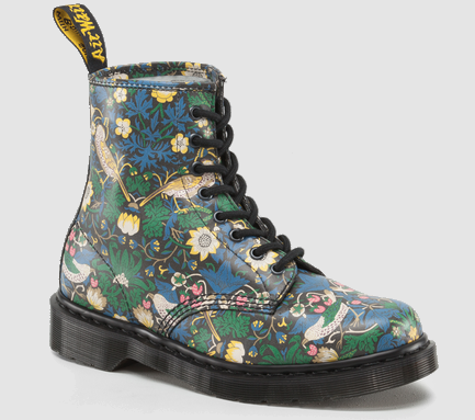 Dr. Martens/Liberty London 1460 Boot in Strawberry Thief