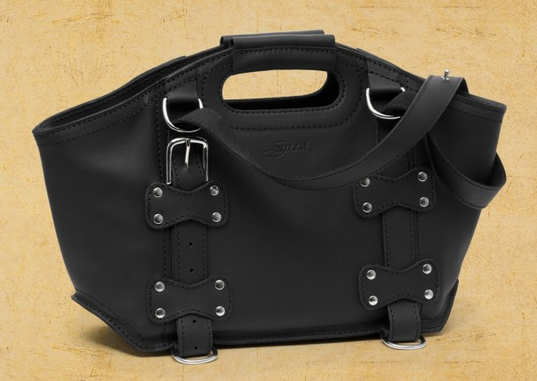 Saddleback Leather Classic Tote - black (small)