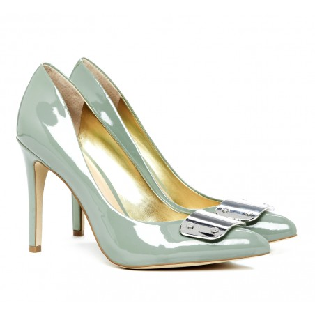Rory in Mint Gold