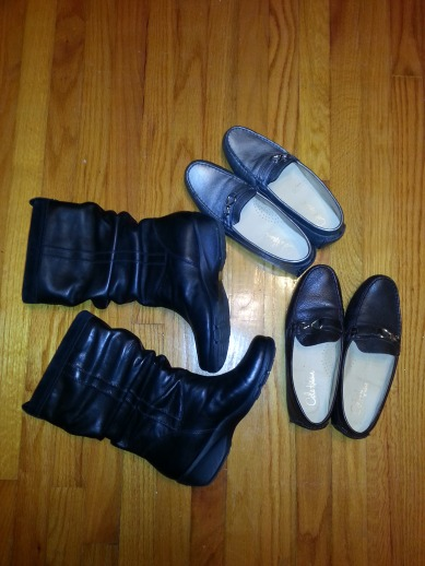 boots + loafers