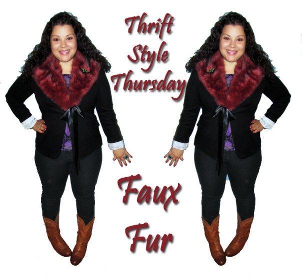 thrift-style-thursday-faux-fur