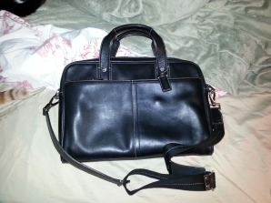 Coach laptop bag - great condition