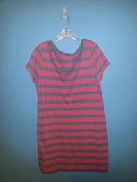 gap striped tee dress
