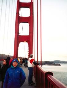 throwback thursday 90s nostalgia golden gate bridge