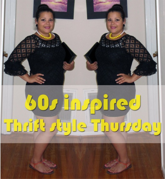 60 inspired mod squad thrift style thursday