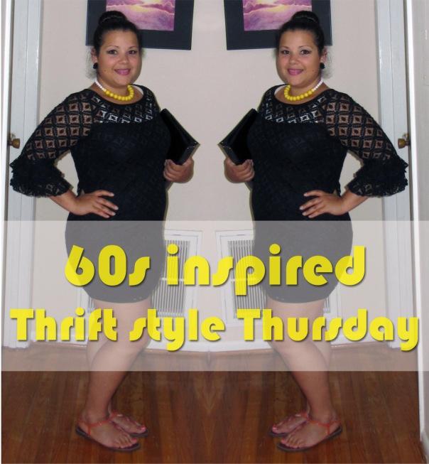 60 inspired mod squad thrift style thursday