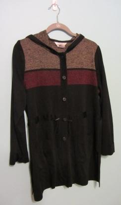 Misook hooded jacket