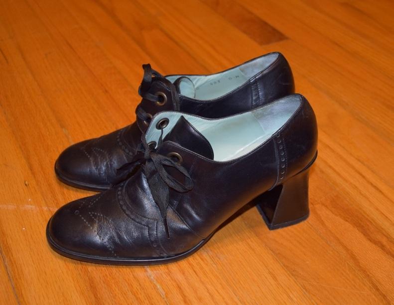 november 2014 fashion budget - charles jourdan shoes