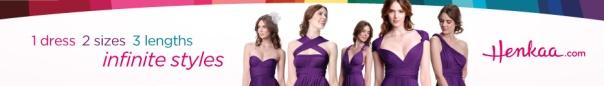 Henkaa Convertible Dresses