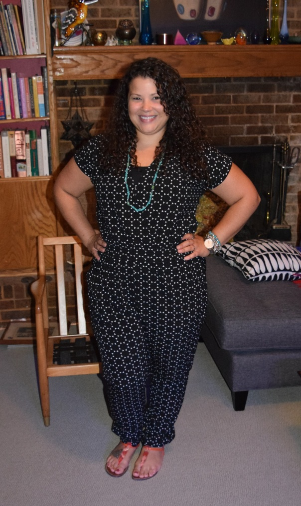 workwear wednesday - jumpsuit