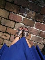 Henkaa Iris Convertible Dress Royal Blue + Sofft Breeze