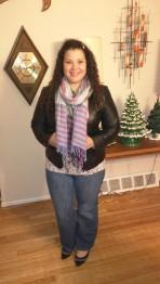 workwear wednesday - scarves