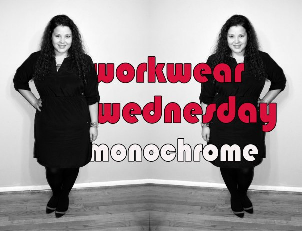 workwear wednesday monochrome all black