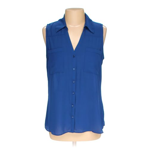 express portofino sleeveless in blue - swap